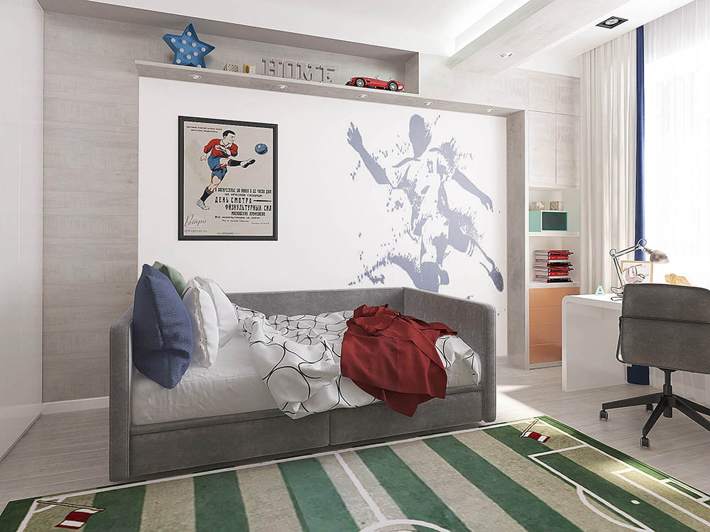 """Дизайн проект Квартиры 160 м2 """"Доминион"""""""