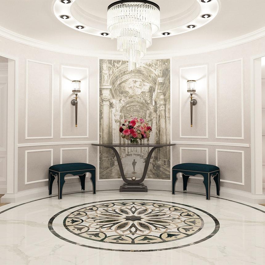 Дизайн интерьера в Москве